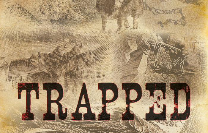 Trapped Documentary Poster